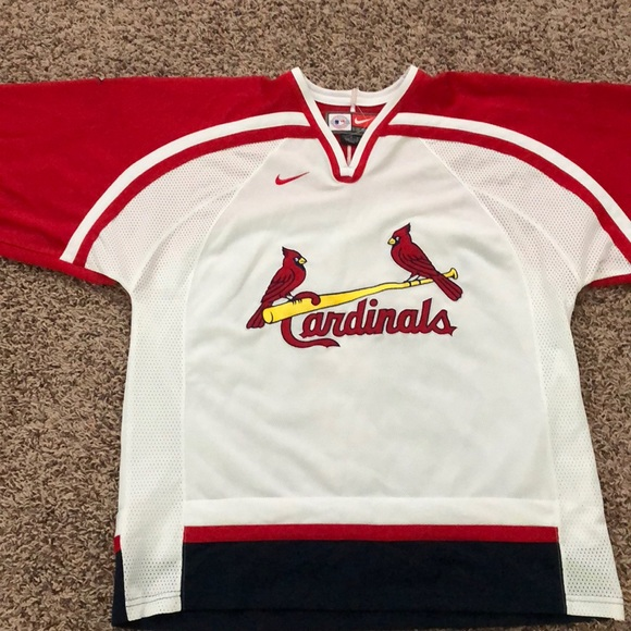 reputable site 51a74 fc3ce St.Louis Cardinals Hockey Jersey
